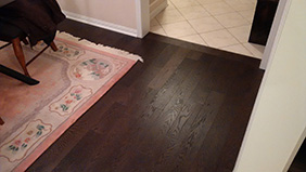 Beautiful laminate floors