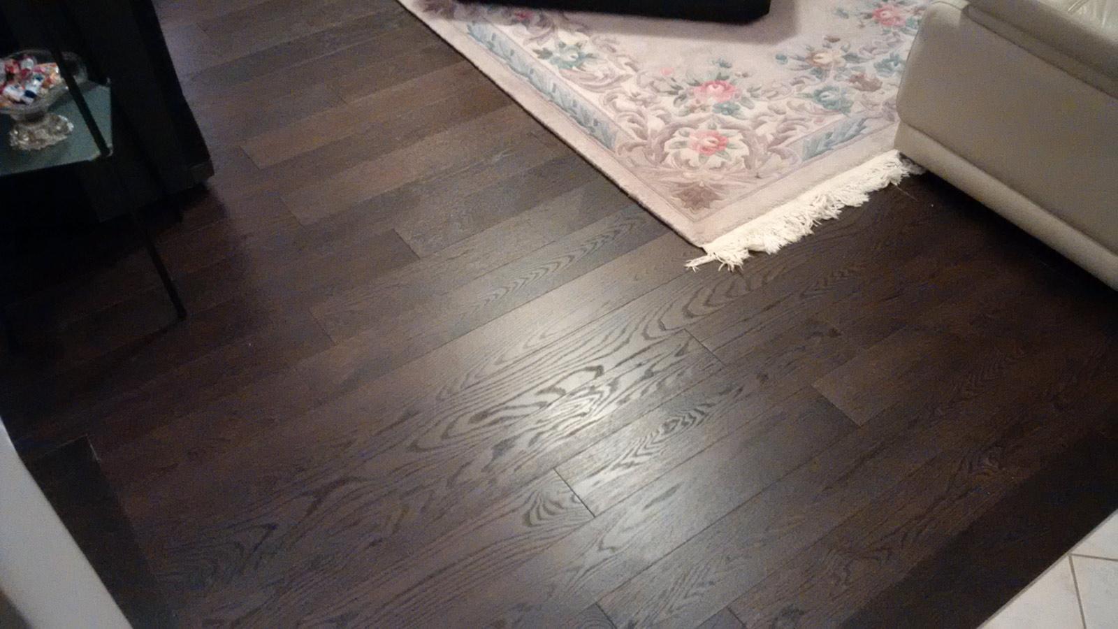 Hardwood Floor Installed By Re Flooring Ltd